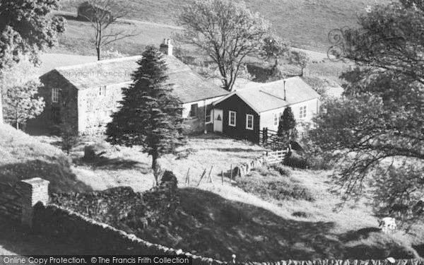 Photo of Garsdale, Garsdale Youth Hostel c.1955