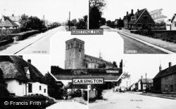 Garsington, Composite c.1960