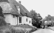 Garsington, Lanesra Cottage, Prettywell c1960