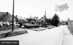 Garsington, Southend c.1960