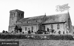 Garsington, St Mary's Church c.1955