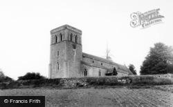 Garsington, St Mary's Church c.1965