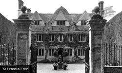 Garsington, The Manor House c.1955