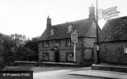 Garsington, The Plough c.1965
