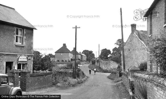 Garsington, the Village c1955