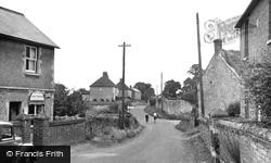 Garsington, The Village c.1955
