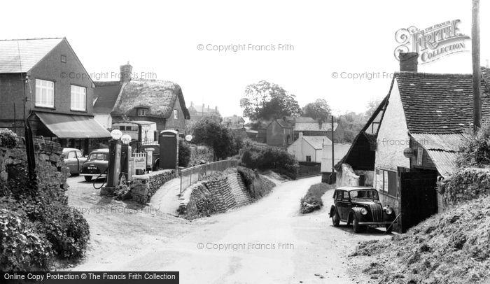 Garsington, the Village c1960