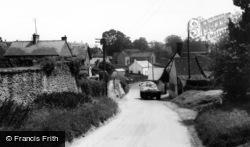 Garsington, The Village c.1965