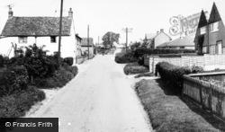 Garsington, Wheatley Road c.1965