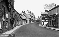 Bridge Street c.1955, Garstang
