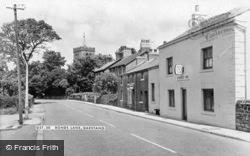 Church Inn, Bonds Lane c.1960, Garstang