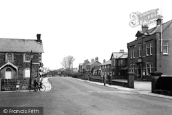 Council Offices c.1955, Garstang