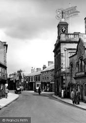 High Street c.1950, Garstang