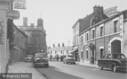 High Street c.1960, Garstang