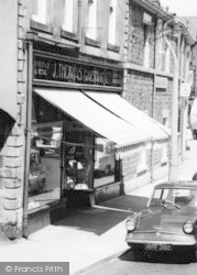 J Thomas Chemists, High Street c.1960, Garstang