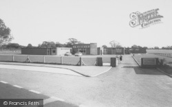 St Thomas's School c.1965, Garstang