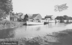 The Canal c.1965, Garstang