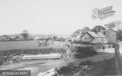 The Playground c.1965, Garstang