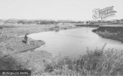 The River c.1960, Garstang