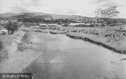The River From Six Arches c.1960, Garstang