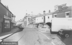The Square And High Street c.1965, Garstang