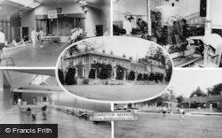 Garston, Garston Manor Composite c.1955