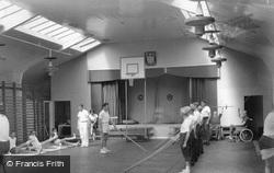 Garston, Manor Gymnasium c.1955