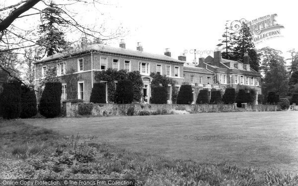 Garston, the Manor House c1955