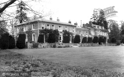 Garston, The Manor House c.1955