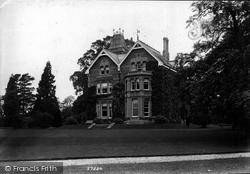 Gastard, Gastard House 1907