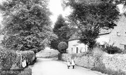 Gastard, Village 1907