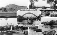 Gateshead, Composite c.1955