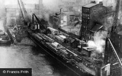 Gateshead, Gillgate Quay c.1900