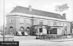 Gateshead, Springfield Hotel c.1955