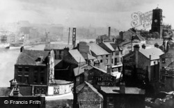 Gateshead, The River Tyne c.1920