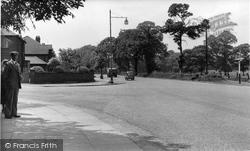 Gatley, Altrincham Road c.1955