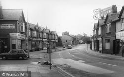 Gatley, Church Road c.1965