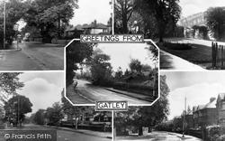 Gatley, Composite c.1955