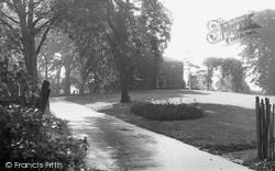 Gatley, Gately Hill c.1955