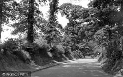 Gatley, Longley Lane c.1955