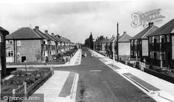Gatley, Motcombe Road c.1960