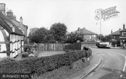 Gatley, Park Road c.1955