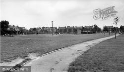 Gatley, Recreation Ground c.1960