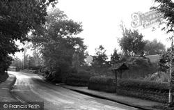 Gatley, Styal Road c.1955