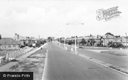Gatley, The Kingsway c.1960