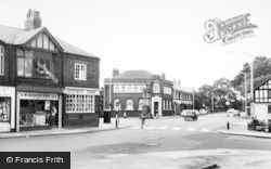 Gatley, The Square c.1965