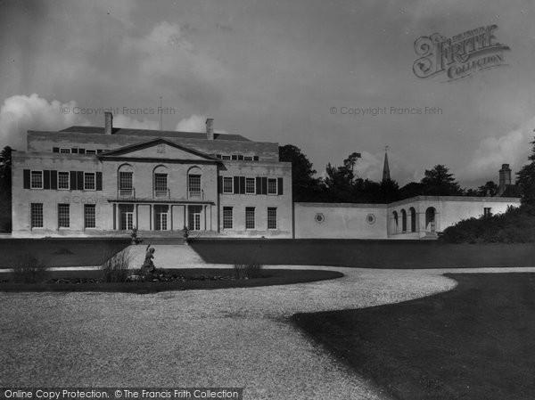 Photo of Gatton, Hall 1933