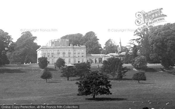 Photo of Gatton, The Hall 1895