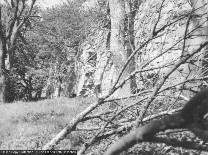 Photo of Gauldwell Castle, 1961