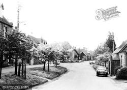 Gawcott, Main Street c.1960